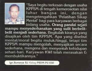 Testimoni KPPSM